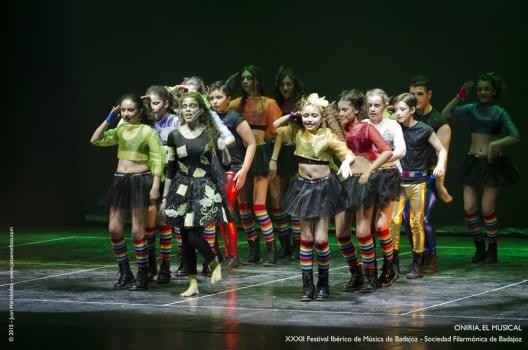 <h5>Oniria, el musical</h5>