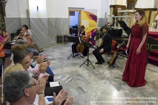 <h5>Ludovice Ensemble & María Hinojosa</h5>