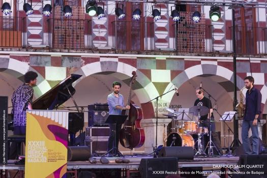 <h5>Daahoud Salim Quartet</h5>