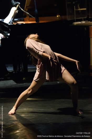 <h5>Ballet 'Castor & Pollux' </h5>