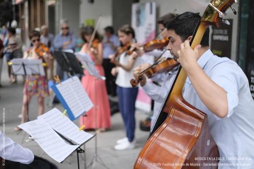 <h5>Música en la calle</h5>