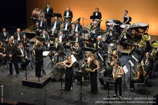 <h5>150 Aniversario Banda Música de Badajoz</h5>