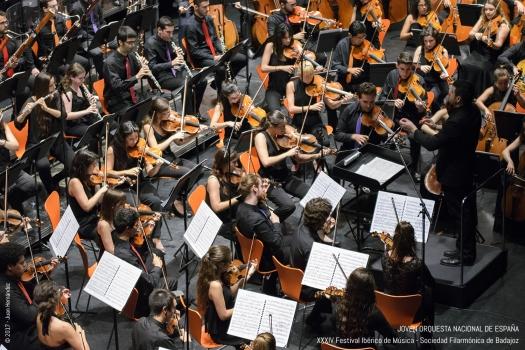 <h5>Joven Orquesta Nacional de España (JONDE)</h5>