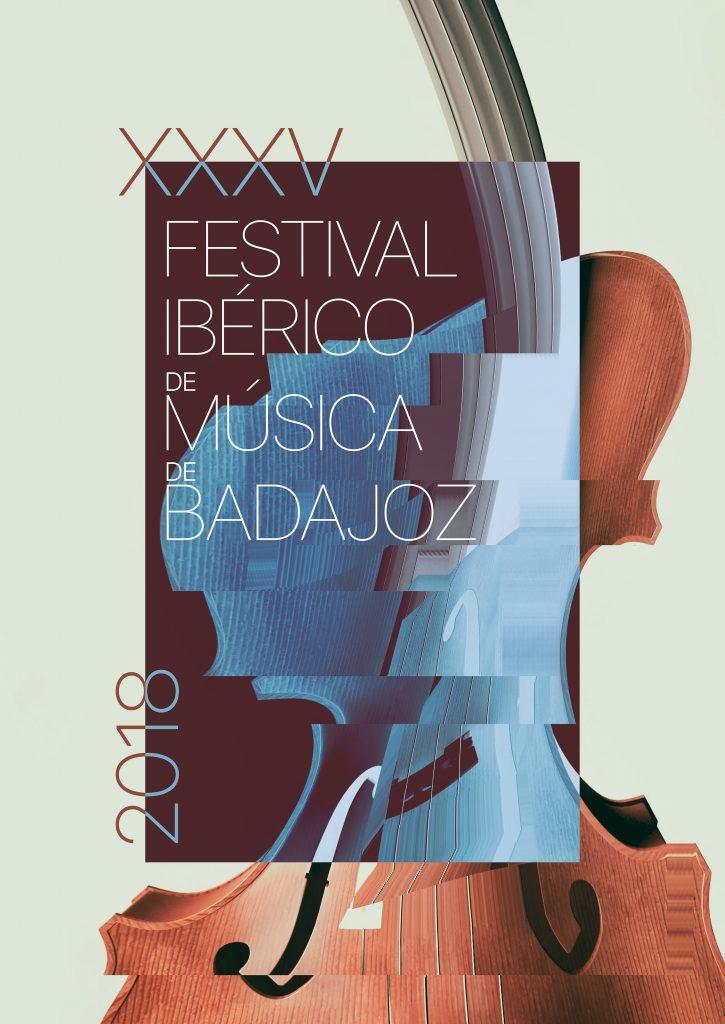 cartel xxxv festival ibérico de música
