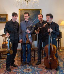 Cuarteto de Cuerdas de la Orquesta Sinfónica Juvenil