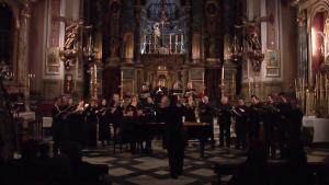 coro de cámara de Sevilla