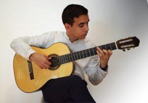 Juan José Rodríguez, guitarrista
