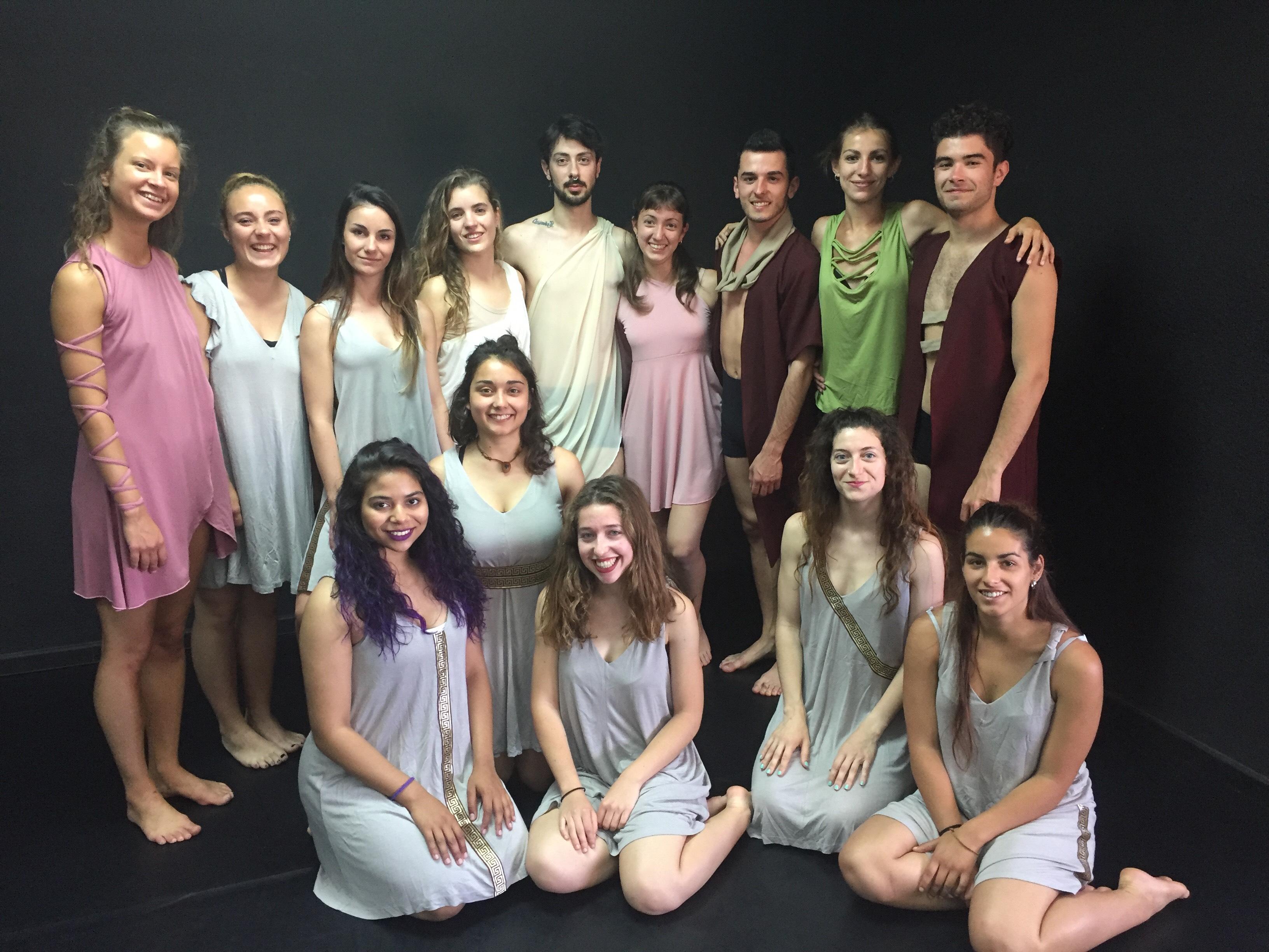 Ballet 'Castor & Pollux'