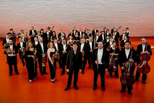 Orquesta de Extremadura y Alexei Volodin