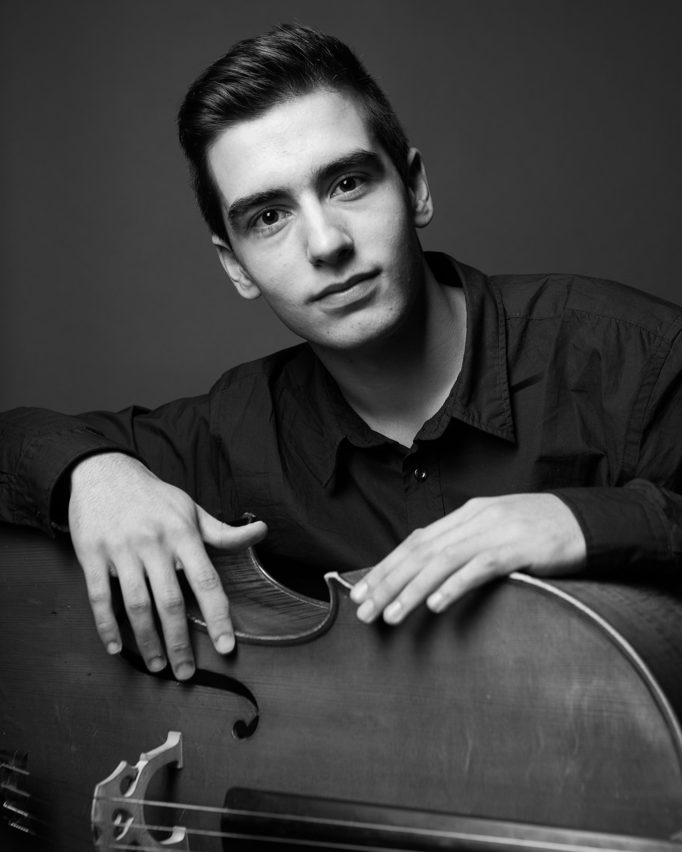 David Martín alumno de la Escuela Superior de Música Reina Sofía