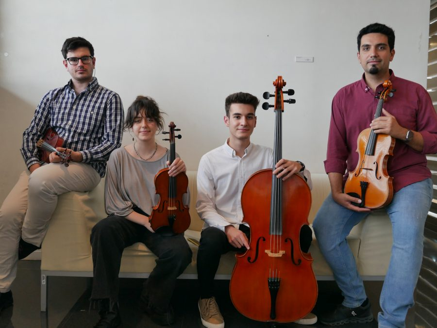 Cuarteto Maramida