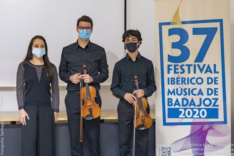 Solistas Orquestra Sinfónica Juvenil
